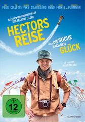 Hectors Reise oder Die Suche nach dem Glück Filmplakat