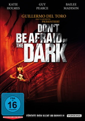 Don't Be Afraid of the Dark Filmplakat