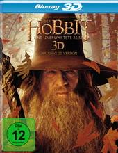 Der Hobbit: Eine unerwartete Reise (Blu-ray 3D + 2D, 4 Discs) Filmplakat
