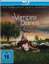The Vampire Diaries - Die komplette erste Staffel (5 Discs) Filmplakat