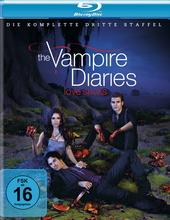 The Vampire Diaries - Die komplette dritte Staffel (5 Discs) Filmplakat