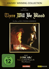There Will Be Blood Filmplakat