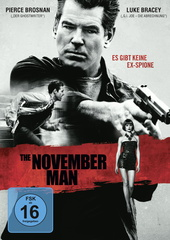 The November Man Filmplakat