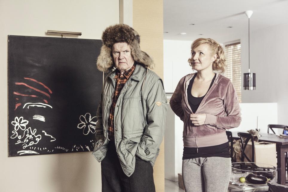 Kaffee mit Milch und Stress Mielensäpahoittaja, Kinostart 21.12.2017, Finnland 2013