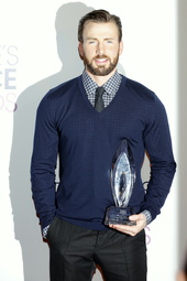 Chris Evans Künstlerporträt 897995 Evans, Chris / People's Choice Awards 2015, Los Angeles