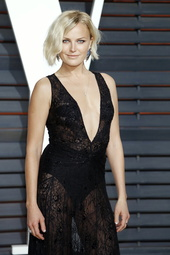 Malin Akerman Künstlerporträt 913597 Akerman, Malin / Vanity Fair Oscar Party 2015