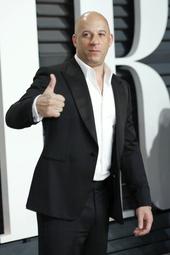 Vin Diesel Künstlerporträt 915389 Diesel, Vin / Vanity Fair Oscar Party 2015