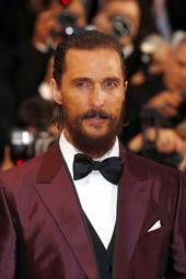 Matthew McConaughey Künstlerporträt 924940 McConaughey, Matthew / 68. Internationale Filmfestspiele von Cannes 2015 / Festival de Cannes