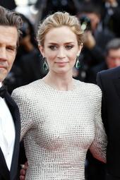 Emily Blunt Künstlerporträt 925646 Blunt, Emily / 68. Internationale Filmfestspiele von Cannes 2015 / Festival de Cannes