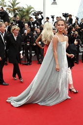 Alicia Vikander Künstlerporträt 925761 Vikander, Alicia / 68. Internationale Filmfestspiele von Cannes 2015 / Festival de Cannes