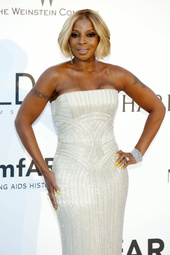 Mary J. Blige Künstlerporträt 926258 Blige, Mary J. / amfAR's Cinema Against Aids Gala / 68. Internationale Filmfestspiele von Cannes 2015 / Festival de Cannes