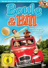 Boule & Bill - Zwei Freunde Schnief und Schnuff Filmplakat