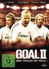 Goal II - Der Traum ist real! Filmplakat