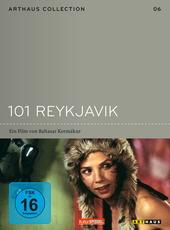 101 Reykjavik Filmplakat