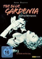 The Blue Gardenia - Eine Frau will vergessen Filmplakat