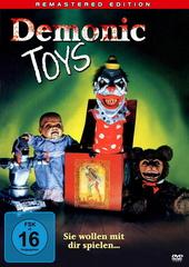 Demonic Toys Filmplakat