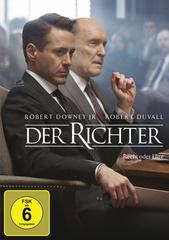 Der Richter - Recht oder Ehre Filmplakat