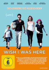 Wish I Was Here Filmplakat
