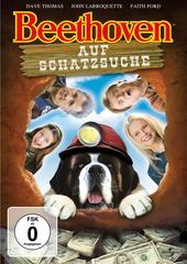 Beethoven auf Schatzsuche Filmplakat