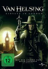 Van Helsing - Einsatz in London Filmplakat