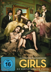 Girls - Die komplette dritte Staffel (2 Discs) Filmplakat