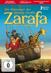 Die Abenteuer der kleinen Giraffe Zarafa Filmplakat