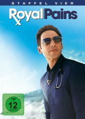 Royal Pains - Staffel vier (4 Discs) Filmplakat