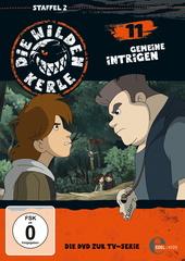 Die Wilden Kerle 11 - Gemeine Intrigen Filmplakat