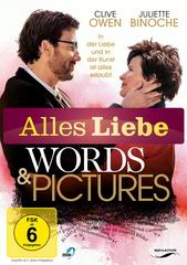 Words & Pictures (Alles Liebe) Filmplakat