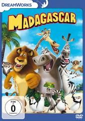Madagascar Filmplakat
