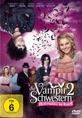 Die Vampirschwestern 2 - Fledermäuse im Bauch Filmplakat