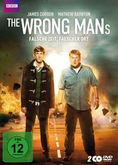 The Wrong Mans - Falsche Zeit, falscher Ort (2 Discs) Filmplakat