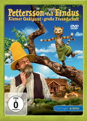 Pettersson und Findus: Kleiner Quälgeist - große Freundschaft (nur für den Buchhandel) Filmplakat