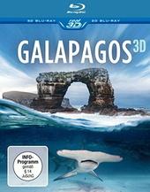 Galapagos 3D (Blu-ray 3D) Filmplakat
