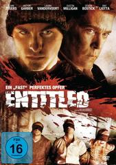 "The Entitled - Ein ""fast"" perfektes Opfer Filmplakat"