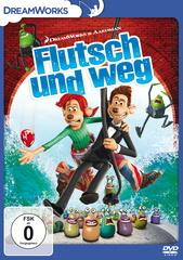 Flutsch und weg Filmplakat