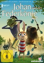 Johan und der Federkönig Filmplakat