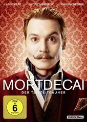 Mortdecai - Der Teilzeitgauner Filmplakat