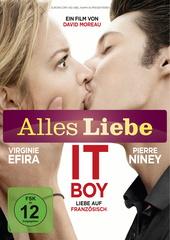 It Boy - Liebe auf französisch (Alles Liebe) Filmplakat