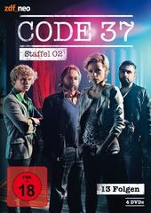 Code 37 - Staffel 2 (4 Discs) Filmplakat