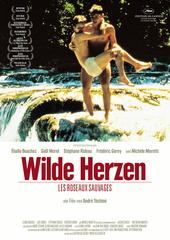 Wilde Herzen - Les roseaux sauvages Filmplakat