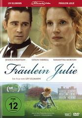 Fräulein Julie Filmplakat