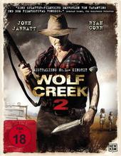 Wolf Creek 2 (Steelbook) Filmplakat