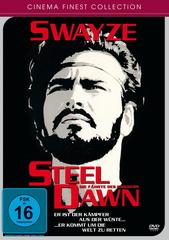 Steel Dawn - Die Fährte des Kriegers Filmplakat