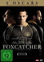 Foxcatcher Filmplakat