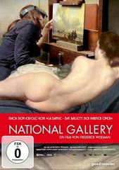 National Gallery (OmU) Filmplakat