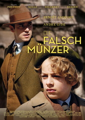 Die Falschmünzer (OmU) Filmplakat
