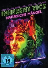 Inherent Vice - Natürliche Mängel Filmplakat