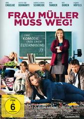 Frau Müller muss weg! Filmplakat