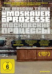 Die Moskauer Prozesse Filmplakat